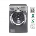 LG представила свою новую стиральную машину F1255RDS7 с сушкой