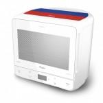 Специально к чемпионату мира по футболу Whirlpool выпустила микроволновую печь MAX Russia