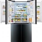Компания LG представила новые холодильники в России