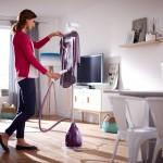 Отпариватель Philips ClearTouch Essence позаботится о вашей одежде и подарит ей свежий аромат