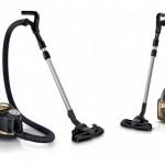 Уборка в 3 этапа с новыми компактными безмешковыми пылесосами Philips EasyPro
