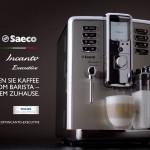 Philips Saeco Incanto – кофемашины для ценителей итальянского кофе