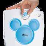 Увлажнители воздуха Ballu Disney: правильный микроклимат для здоровья детей
