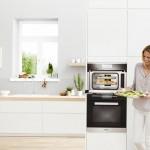 Микроволновая печь и мультиварка в одном приборе от Miele