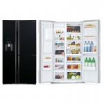 Hitachi R-M702 GPU2 GS: экономичный и тихий Side-by-Side холодильник