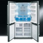 Премиум-холодильник для большой семьи: Smeg FQ60XPE