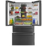 Vestfrost VF 911 X: Король среди Side-by-Side холодильников