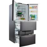 Флагман среди японцев — Холодильник Toshiba-GR D62FR