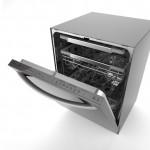 Новая посудомоечная машина LG с «умными» технологиями