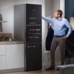 Уникальные холодильники К 20.000 Blackboard edition от Miele