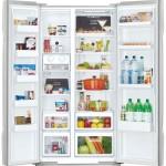 Почему стоит выбрать холодильники Side-by-Side от Hitachi?