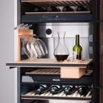 Винные холодильники от Miele