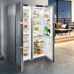 Встраиваемые холодильники линейки Premium от Liebherr